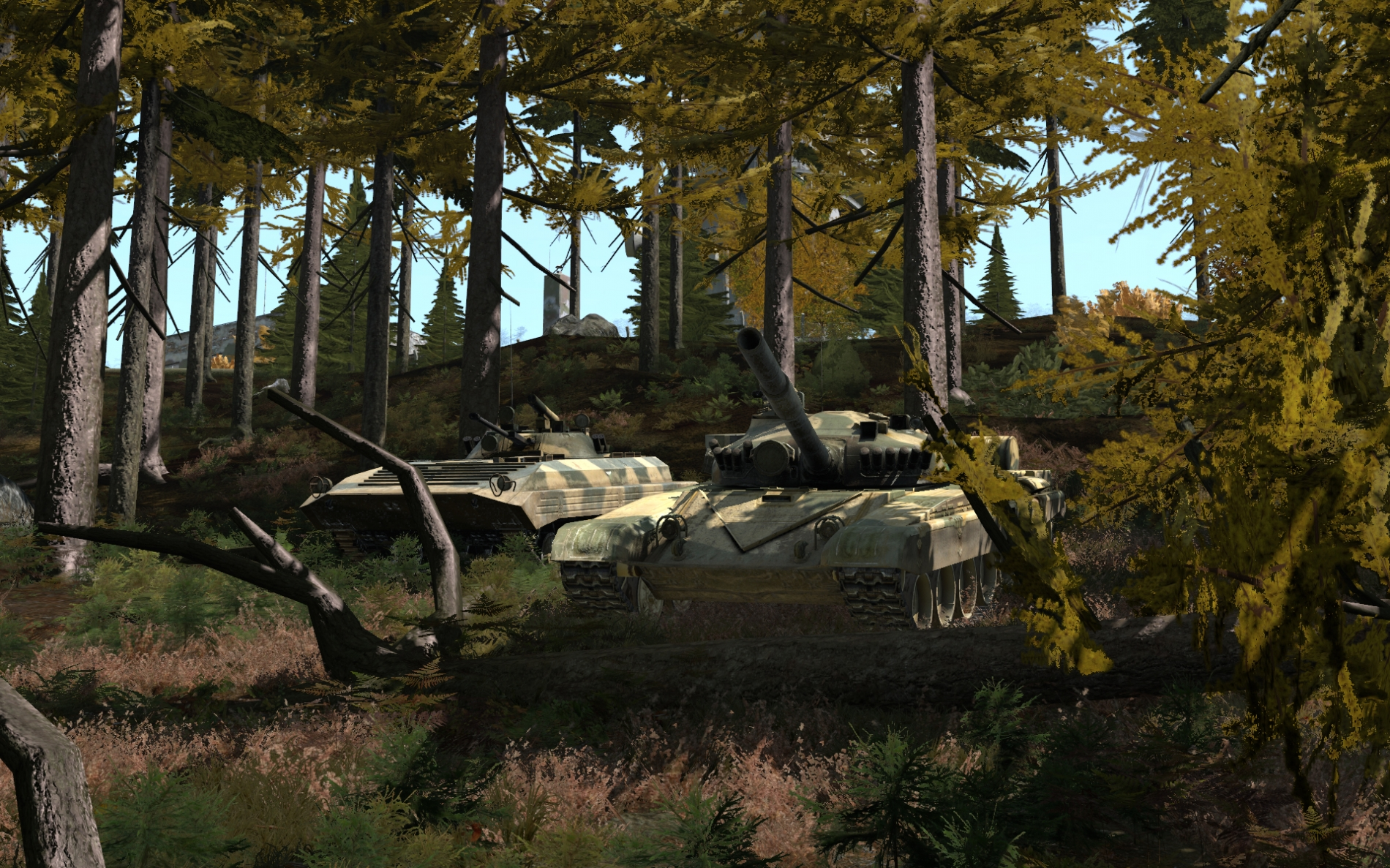 OpFor Tanks 2